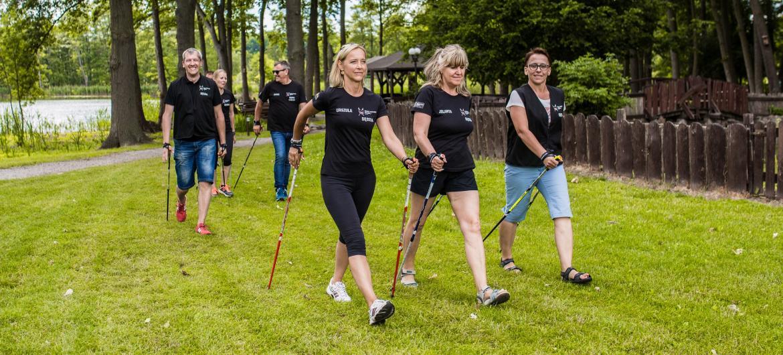 Instruktor Nordic Walking
