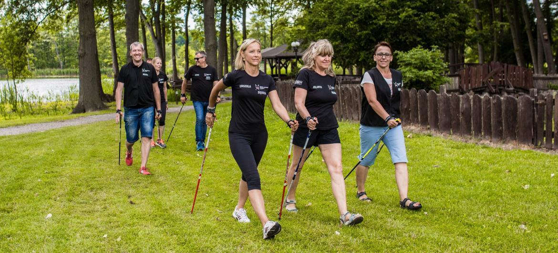 Katowice Instruktor Nordic Walking