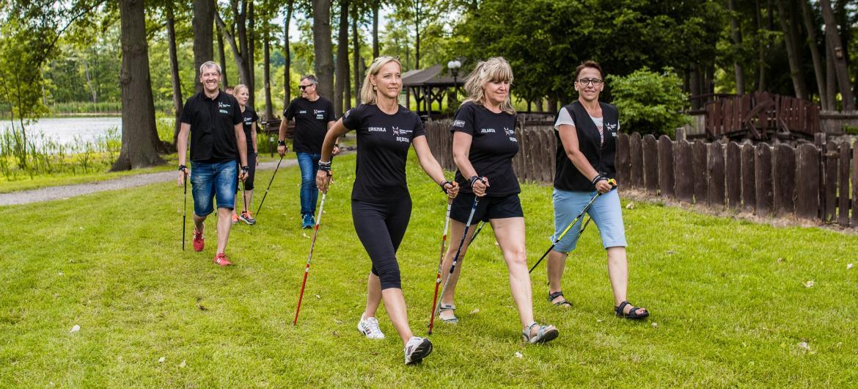 Lublin Instruktor Nordic Walking