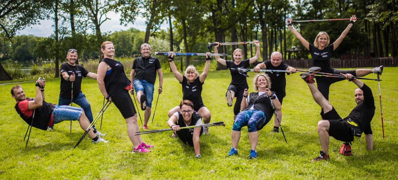 Kurs Instruktor Nordic Walking