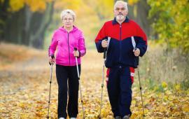 Nordic walking w fibromialgii: sposób promowania sprawności fizycznej łatwy do zalecania przez zapracowanych klinicystów