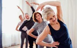 Zróżnicowane zdrowotne programy treningowe nordic walking a sprawność fizyczna starszych kobiet