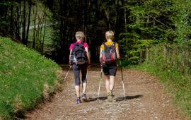 Prawdziwe oblicze Nordic Walking