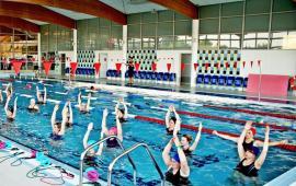Wpływ treningu Nordic Walking i aerobiku wodnego na skład ciała i przepływ krwi w kończynach dolnych u kobiet w starszym wieku