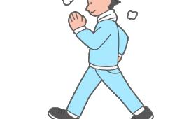 Siły reakcji dolnej części ciała podczas chodzenia/ chodzenia z kijami